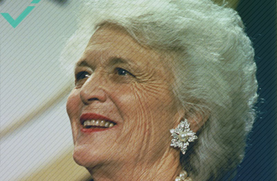 Tributo a Barbara Bush, First Lady e sostenitrice dell'alfabetizzazione