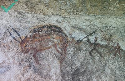 Uno studio rivela che le antiche pitture rupestri rimandano alle origini del linguaggio