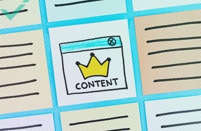Il contenuto è re: L'importanza dei contenuti online
