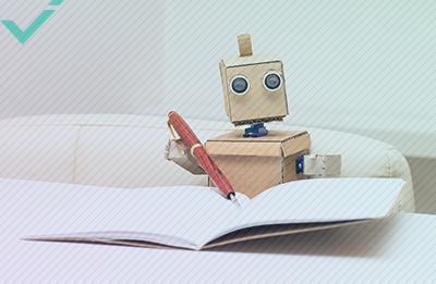 L'Intelligenza Artificiale si prenderà i nostri lavori di scrittura?