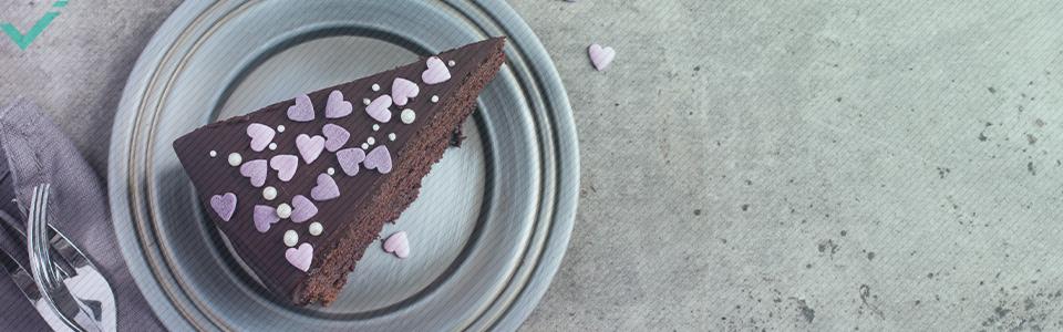 Llévate un trozo de la tarta online