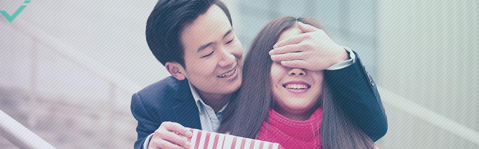 El día de San Valentín es para los enamorados y para los marketers