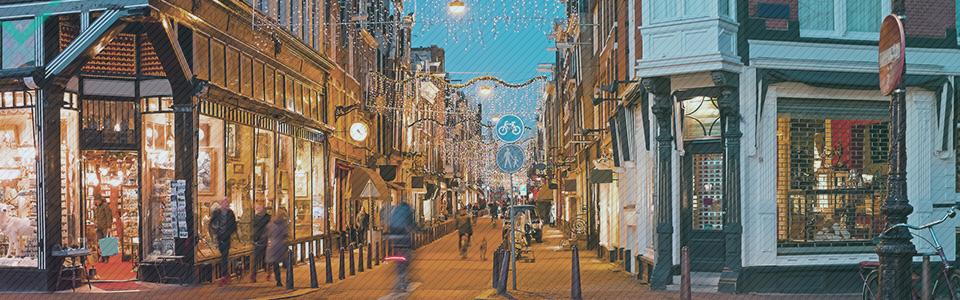 Il 27% della popolazione olandese preferisce acquistare online.