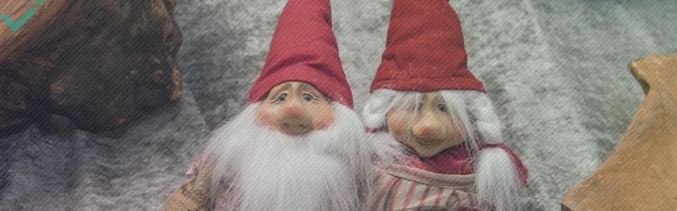 Babbo Natale in Europa: Jultomten e Nisser
