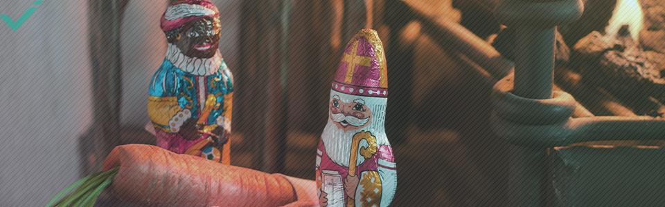 Babbo Natale in Europa: Sinterklaas & Peter
