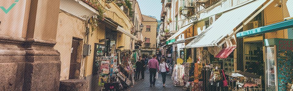 Gli italiani non si fidano molto dei metodi di pagamento online.
