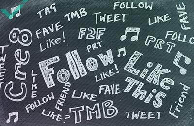 Guida definitiva agli acronimi dei social media