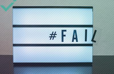 Sei hashtag fallimentari da cui trarre insegnamento