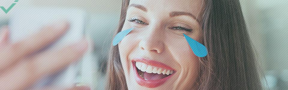 Palabras que definen el siglo XXI: emoji cara con lágrimas de alegría